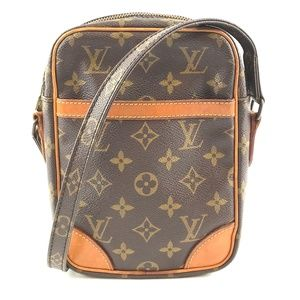 Messenger Danube Canvas Cross Body Bag
